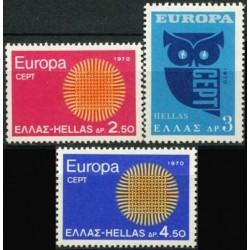 Graikija 1970. CEPT:...