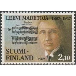 Finland 1987. Composer
