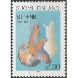 Finland 1987. News...
