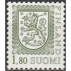 Finland 1988. Coats of arms