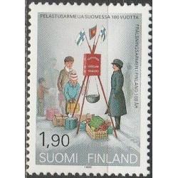 Finland 1989. Salvation Army