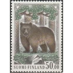 Suomija 1989. Rudoji meška