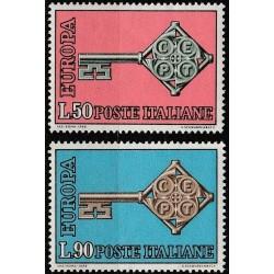 Italija 1968. Simbolinis...