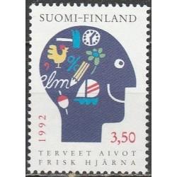 Suomija 1992. Sveikata