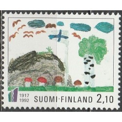 Finland 1992. Independance...