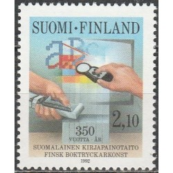 Finland 1992. History of...