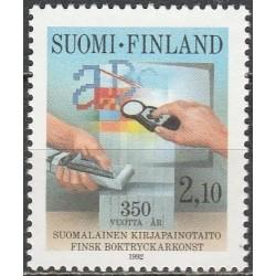 Suomija 1992. Knygų leidyba
