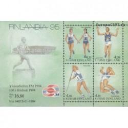 Finland 1994. European...