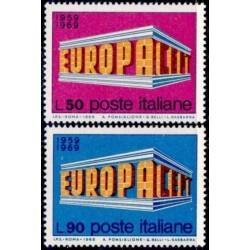 Italy 1969. EUROPA & CEPT...