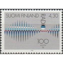 Suomija 1996. Radijas