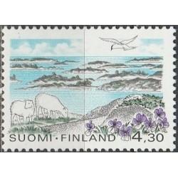 Finland 1997. National parks