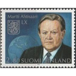 Finland 1997. President