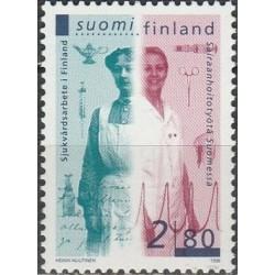 Finland 1998. Nurses