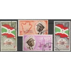 Burundis 1963. Nacionalinė...