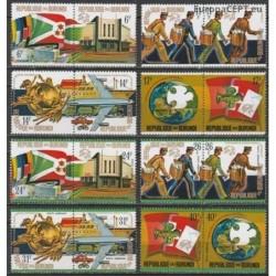 Burundis 1974. Pasaulinė...