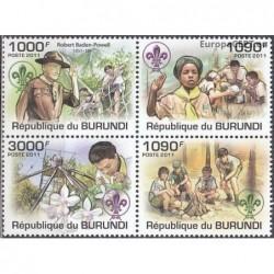 Burundi 2011. Scout Movement