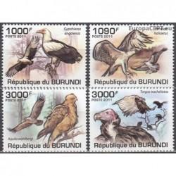 Burundis 2011. Plėšrieji...