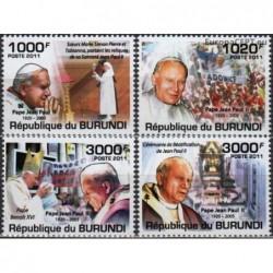 Burundi 2011. Beatification...