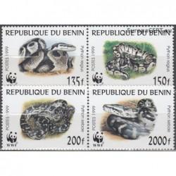 Benin 1999. Snakes