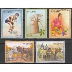 Botswana 2008. Artists