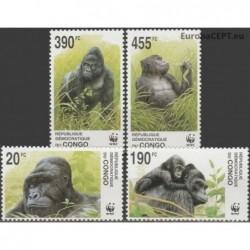 Kongas 2002. Gorilos