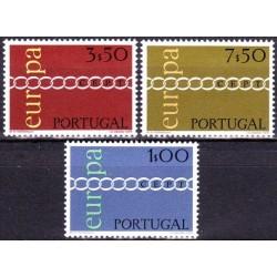 Portugalija 1971. CEPT:...