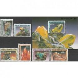 Kongas 2002. Mineralai