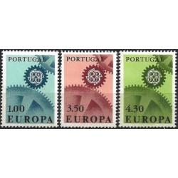 Portugal 1967. CEPT:...