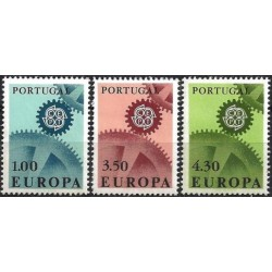 Portugalija 1967. CEPT:...
