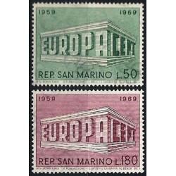 San Marino 1969. EUROPA &...