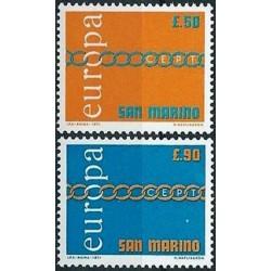 San Marino 1971. CEPT:...