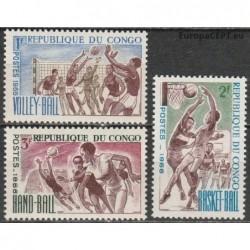 Kongas (Brazavillis) 1966....