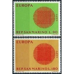 San Marinas 1970. CEPT:...