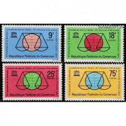 Cameroon 1963. Human rights...