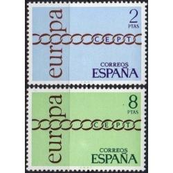 Ispanija 1971. CEPT:...