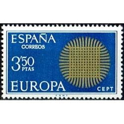 Spain 1970. CEPT: Stylised...