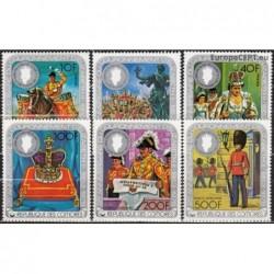 Comoros 1978. Coronation of...