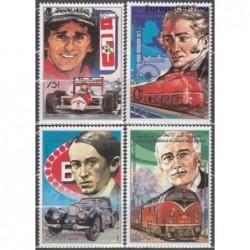 Comoros 1988. Transport