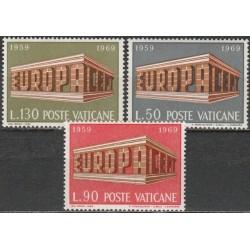 Vatikanas 1969. Simbolinis...