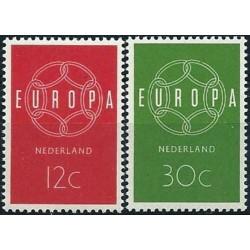 Netherlands 1959. Europa...