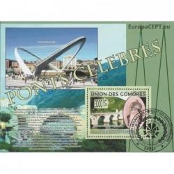Comoros 2009. Famous bridges