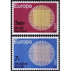 Belgium 1970. CEPT:...