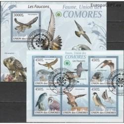 Comoros 2009. Falcons