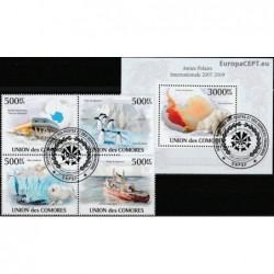 Comoros 2010. Polar research