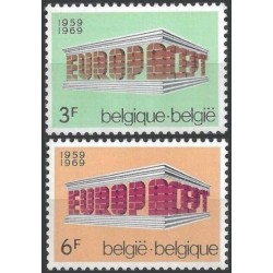 Belgium 1969. EUROPA & CEPT...