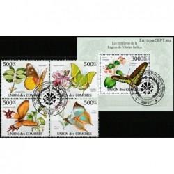 Comoros 2010. Butterflies