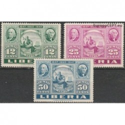 Liberia 1947. Stamps on stamps