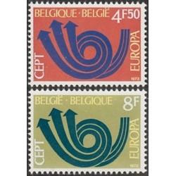 Belgija 1973. CEPT:...
