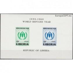 Liberia 1960. World Refugee...