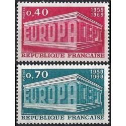 Prancūzija 1969. Simbolinis...